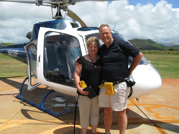 Dianne & Johannes from Busselton, WA, Australia