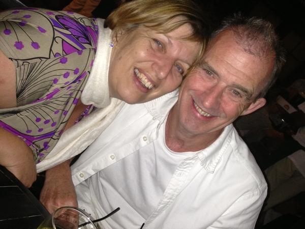 Leslie & Caroline from Yeovil, United Kingdom