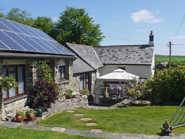 Long housesit in rural location on Devon/Cornwall borders
