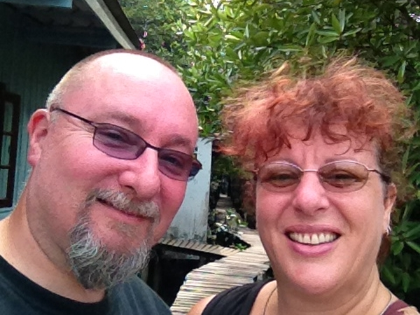 Sarah & Tony from Abingdon, United Kingdom