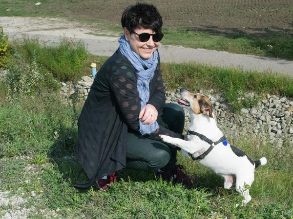 Gabriela from Bratislava, Slovakia