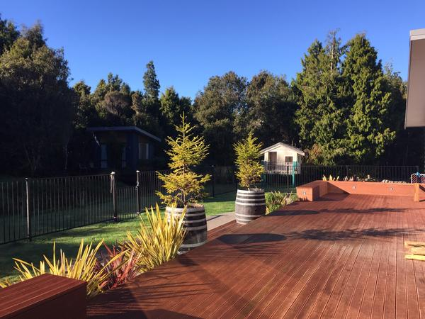 Housesitting assignment in Kumara, New Zealand