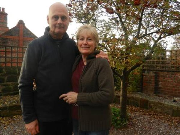 Danny & Christine from Wallasey, United Kingdom