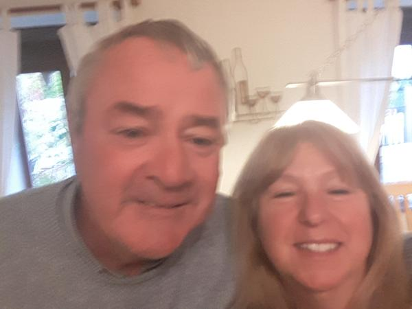 David & Diane from Consett, United Kingdom