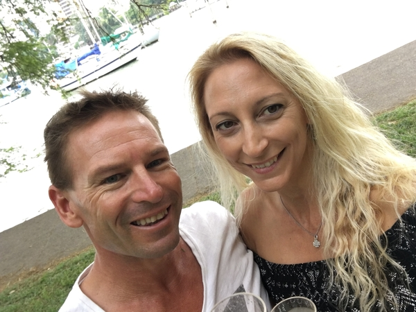 Mandy & Tony from Greenbank, QLD, Australia