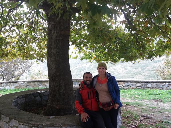 Belén & Pablo alonso from Christchurch, New Zealand