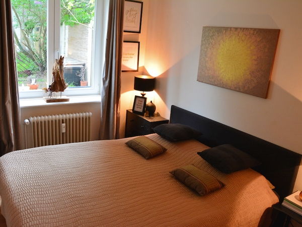 Housesitting assignment in Brussels, Belgium