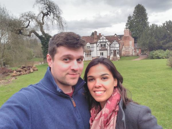 Tim & Samia from Sevenoaks, United Kingdom