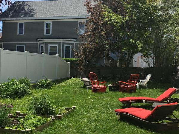 Housesitting assignment in Newport, Rhode Island, United States