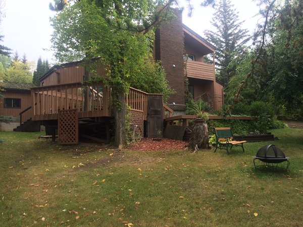 Housesitting assignment in Namao, Alberta, Canada