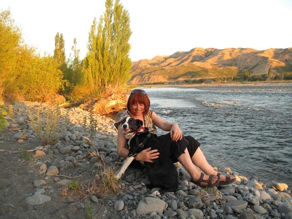 Denise from Kaitangata, New Zealand