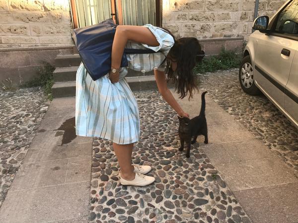 Alessandra from Cagliari, Italy