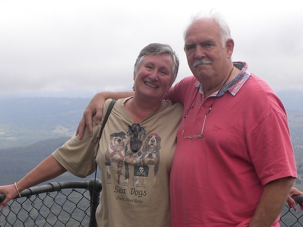 Rosemary & Michael from Westgate on Sea, United Kingdom