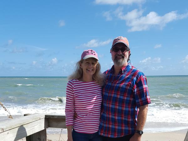 Ellen & Mike from Ormond Beach, Florida, United States
