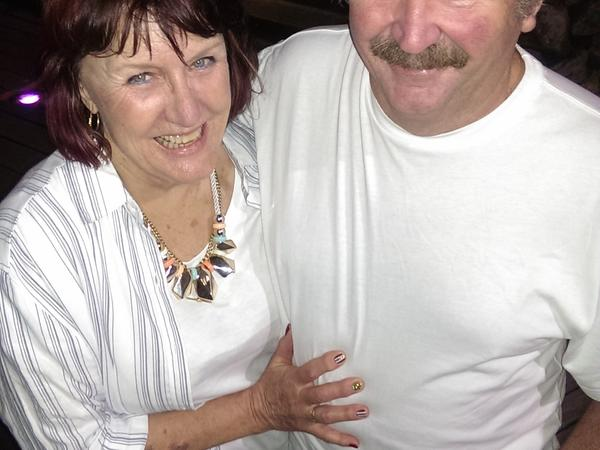Megan & Wayne from Taupo, New Zealand