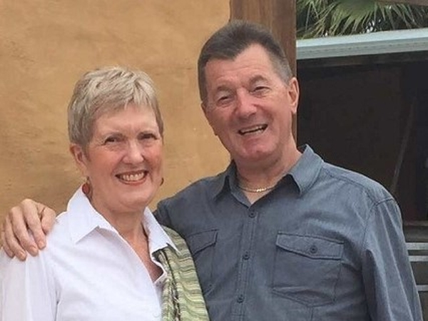 Nigel & Sandra from Newcastle, NSW, Australia