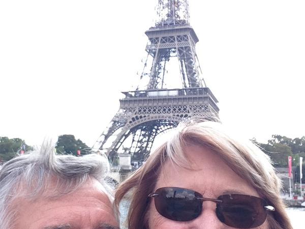 Nancy & Joe from Kelowna, BC, Canada