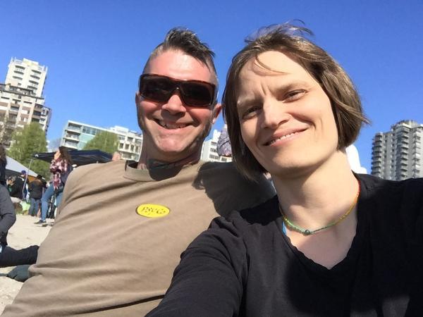 Jillian & Chris from Powell River, British Columbia, Canada