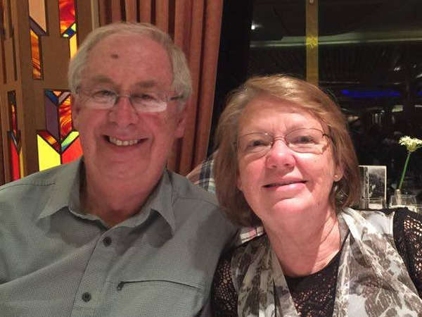 Bill & Sue from Sale, VIC, Australia