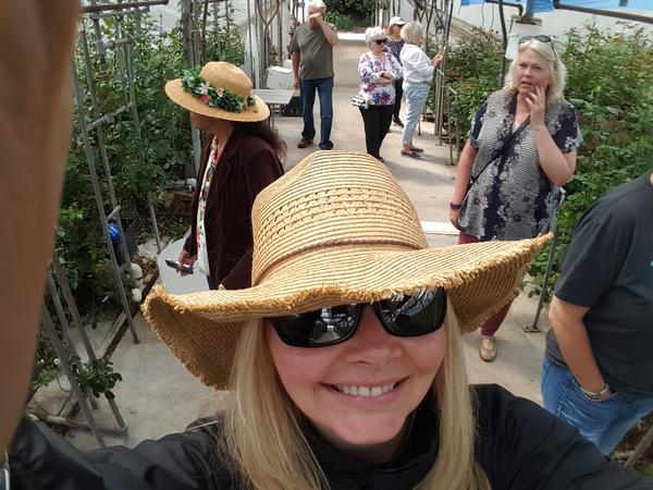Lori from Monterey, California, United States