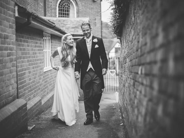 Nicola & Michael from Berkhamsted, United Kingdom