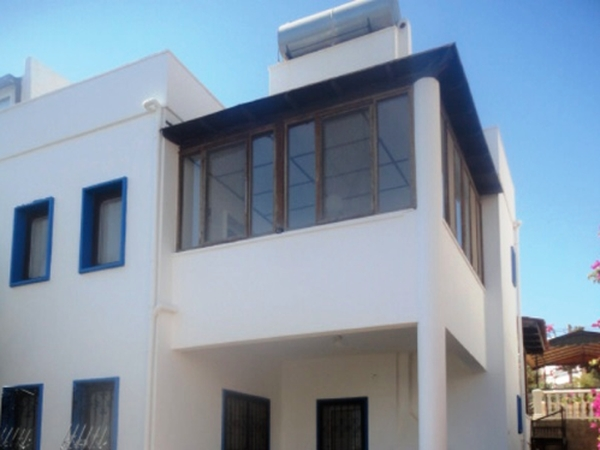 Housesitting assignment in Gümüşlük, Turkey