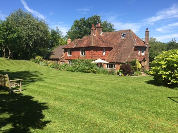 We are looking for a couple to look after our Cockerpoo and cat in a pretty village house just outside Winchester