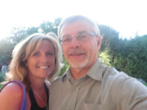 Fiona & Arny from Sherwood Park, AB, Canada