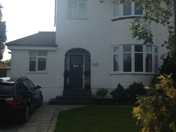 Housesitting assignment in East Molesey, United Kingdom
