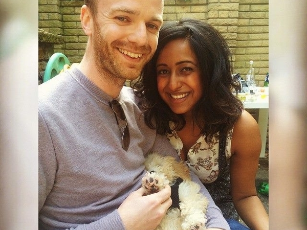 Sajini & James from Old Street, United Kingdom