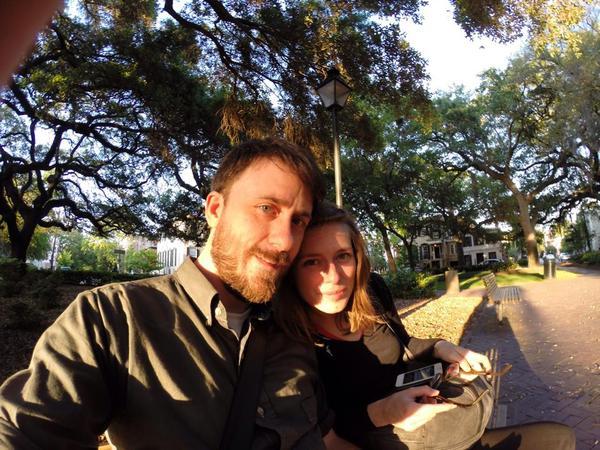 David & Barbara from Budapest, Hungary