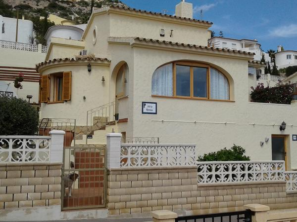 Housesitting assignment in Benissa, Spain