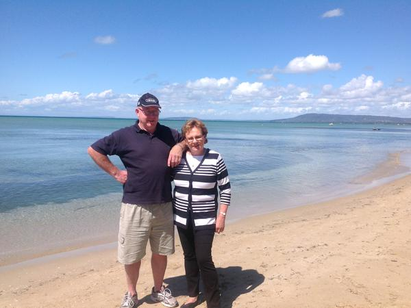 Ross & Jeannene from Gardenvale, VIC, Australia