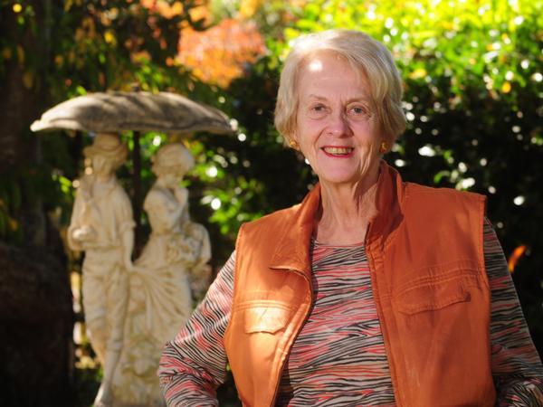Christine from Katoomba, New South Wales, Australia