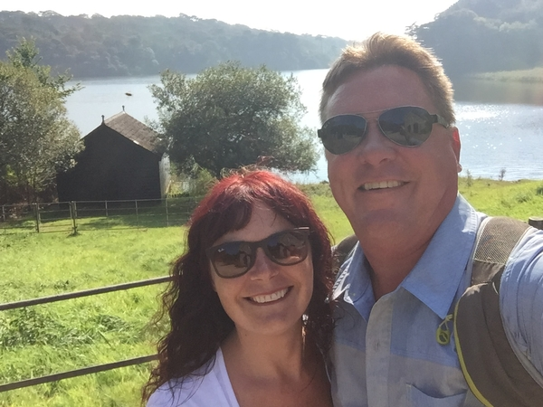 Debbie & Richard from Constantine, United Kingdom