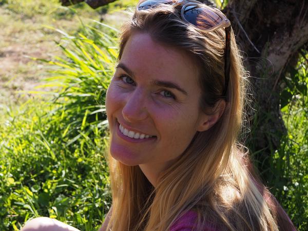 Erika from Chiang Mai, Thailand