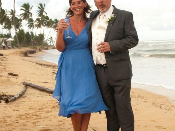 Karen & Ian from Tadley, United Kingdom