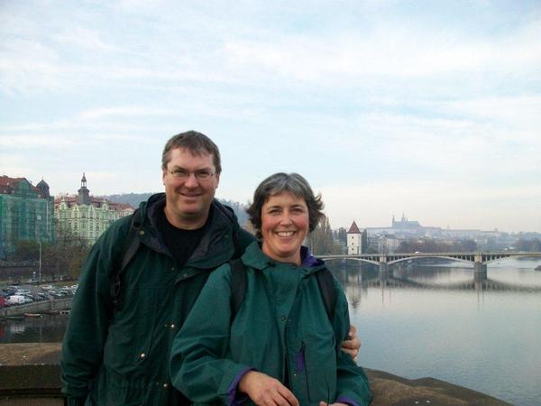 Patricia & Derek from Montréal-Ouest, QC, Canada