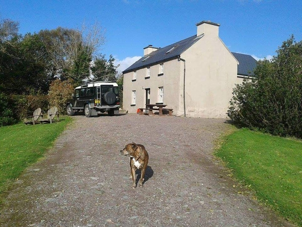 Housesitting assignment in Kenmare, Ireland