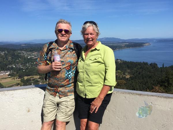 Carol & Milo from Kimberley, BC, Canada