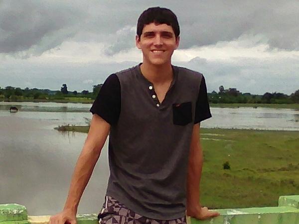 David from Yangon, Myanmar