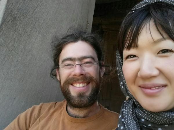 Charlie & Yoshiko from Charleroi, Belgium