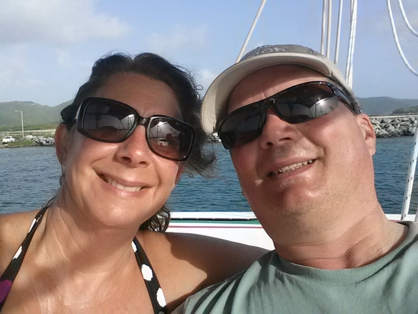 Terri & Stefan from Panama City Beach, FL, United States