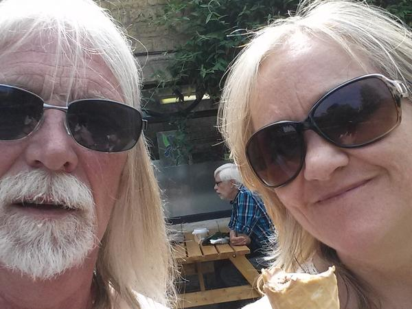 Rob & Janet from Gloucester, United Kingdom