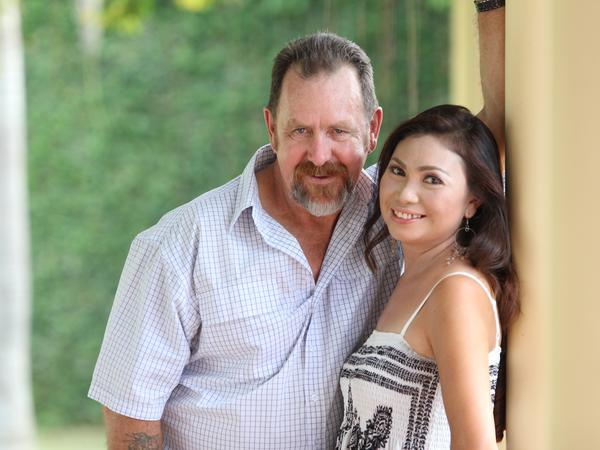 Hugh & Amelia from Geraldton, WA, Australia