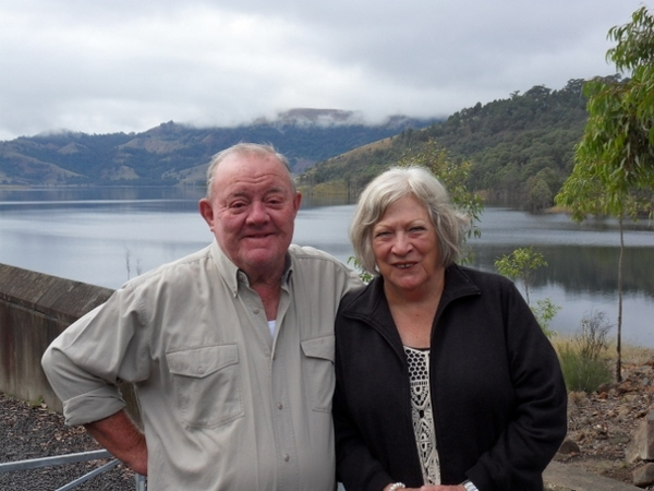 Kay & Jeffrey from Boonah, QLD, Australia