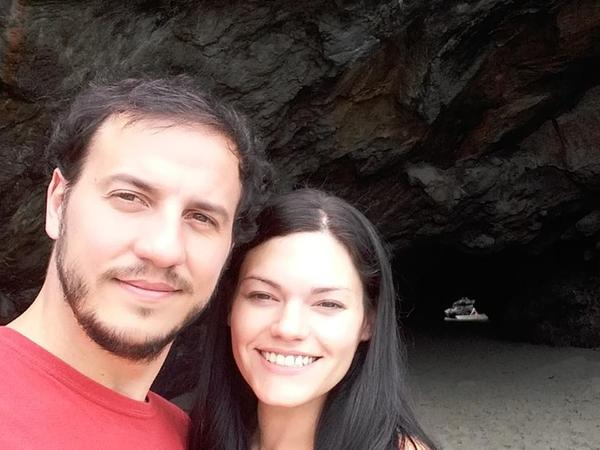 Evelin & Vito from Toulouse, France