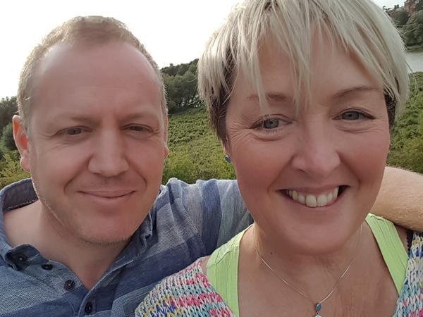 Simone & Jeremy from Milton Keynes, United Kingdom