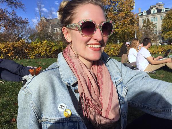 Madeleine from Langley, Washington, United States