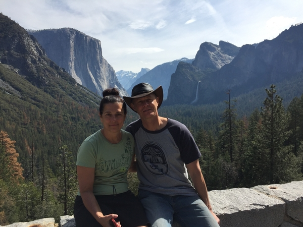 Ted & Jackie from Sacramento, CA, United States